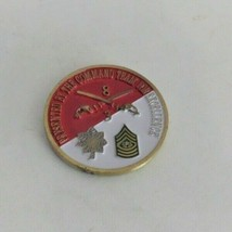 US Army 3rd Battalion 8th Cavalry Division Warhorse Coin for Excellence - $63.07