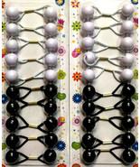 20 Elastic Hair Bands Hair Ties Hair Band Rope Elastic Ponytail Holder F... - $6.99