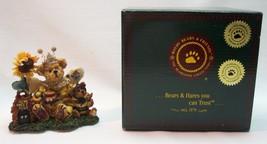 """Boyds Bearstone Collection VICTORIA REGINA BUZZBRUIN 3"""" FIGURINE NEW IN BOX - $24.74"""