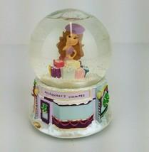 Enesco Snow Globe Bratz Deck The Halls Music Box Musical Snowdome EUC - $16.37
