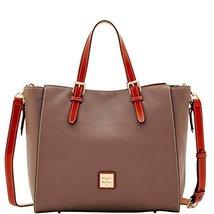 Dooney & Bourke Pebble Grain Large Mindy Bag (Elephant) - $390.04