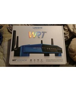 Linksys WRT3200ACM AC3200 Dual-Band Wi-Fi Router Like New VPN Compatible - $229.99