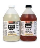 System Three 1100K24 T-88 Kit, 1 gal Bottle, Amber - $123.99
