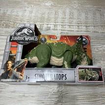 Jurassic World Fallen Kingdom Sinoceratops Dinosaur With Sound Minor Box Damage - $24.73