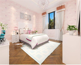 beibehang Simple environmental protection children wall paper nonwoven wallpaper - $69.95