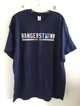 NHL New York Rangers Rangerstown Men's XL Shirt - $9.89