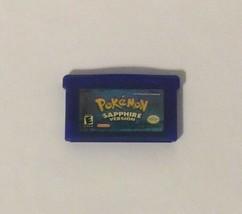 Pokemon: Sapphire Version (Nintendo Game Boy Advance, 2003) - $17.81