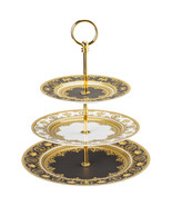 Versace by Rosenthal  I Love Baroque Etagere 3 tiers - $641.20