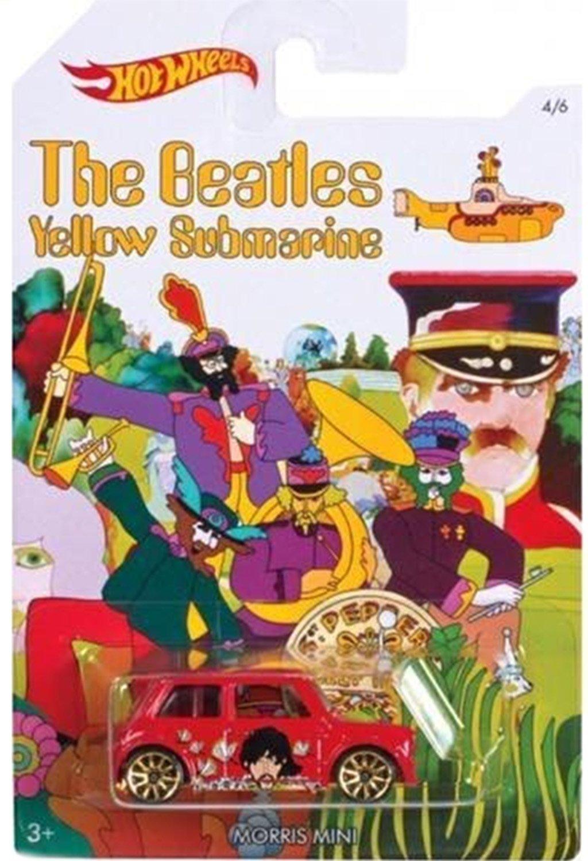Beatles hot wheels george harrison car