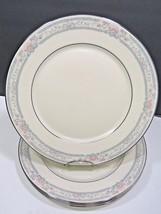 "Set of 4 Lenox Charleston Dinner Plates 10.75"" - $47.52"