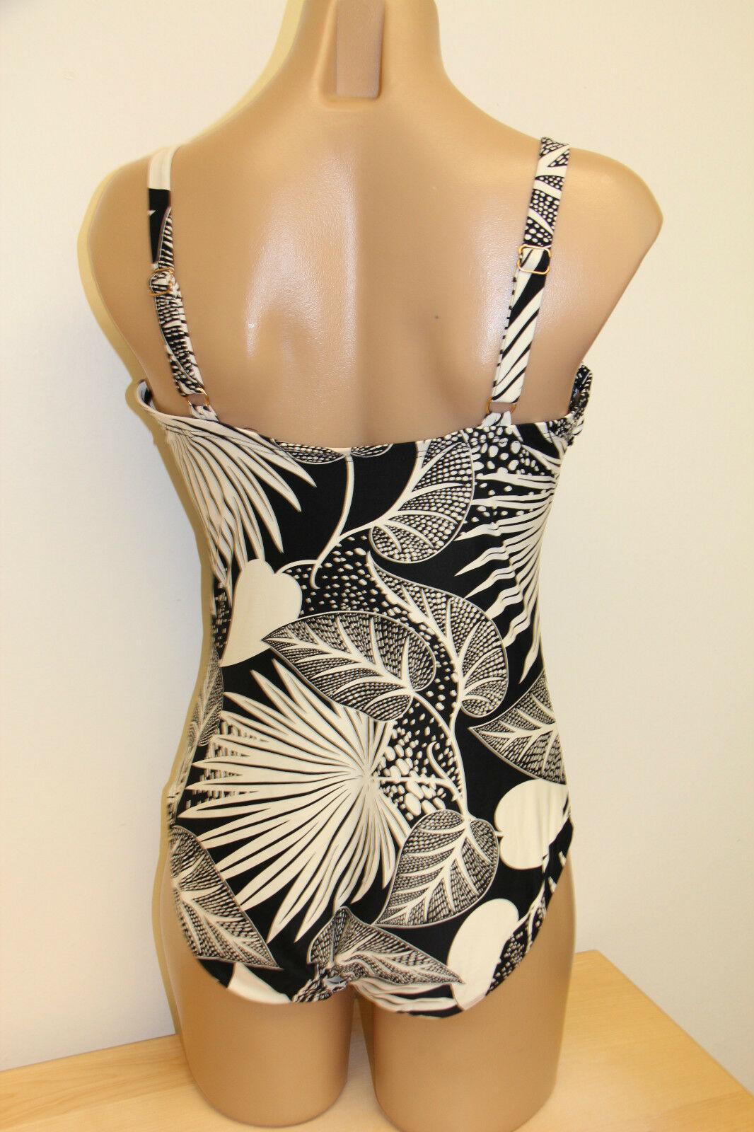 New Coco Reef Swimsuit Bikini 1 piece Sz 36C Underwire