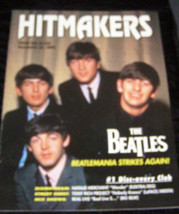 Beatles tony rich merchant toy story hitmakers mag - $16.99