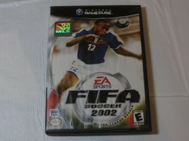 Fifa Calcio 2002: Major League Calcio (Nintendo Gamecube,2001) - $13.35