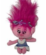 """Hasbro Dreamworks Trolls POPPY Pink Plush Stuffed 2017 Toy Doll 10"""" Tall - $12.50"""