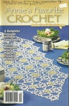 Annie's Favorite Crochet April 2002 No. 116 Pattern Book Magazine - $6.99