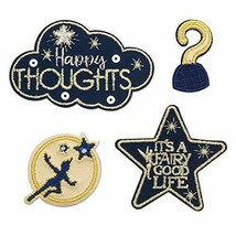 Disney Peter Pan Patches Set of 4 - $24.70
