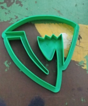 3D Printed Fan Art Cookie Cutter Inspired by Sabertooth - $7.00