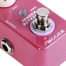 Mooer Tender Octaver MKII NEW Precise Guitar Modulation Effect Pedal Tru... - $98.00