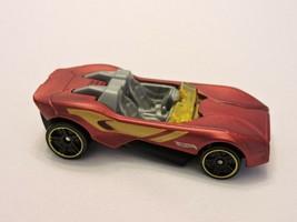 2014 Hot Wheels HW Off-Road Car 104/250 Carbonic Red Satin Mattel Loose - $4.60