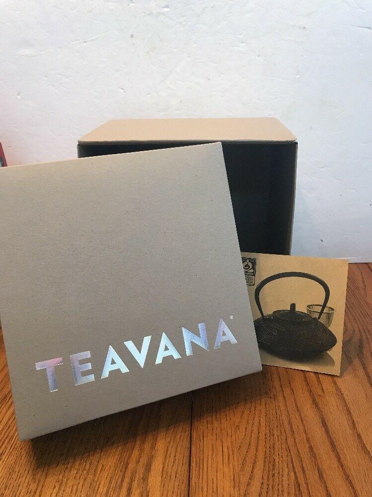 Teavana Gifts Box / Box Only Ships N 24h - $14.68