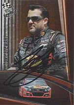 AUTOGRAPHED Tony Stewart 2015 Press Pass Racing Cup Chase Edition (#14 Bass Pro  - $53.99