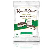 Russell Stover Sugar Free Mint Patties, 3 oz - $6.92