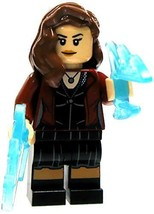 LEGO Marvel Super Heroes Loose Scarlet Witch Minifigure [Loose] - $8.90