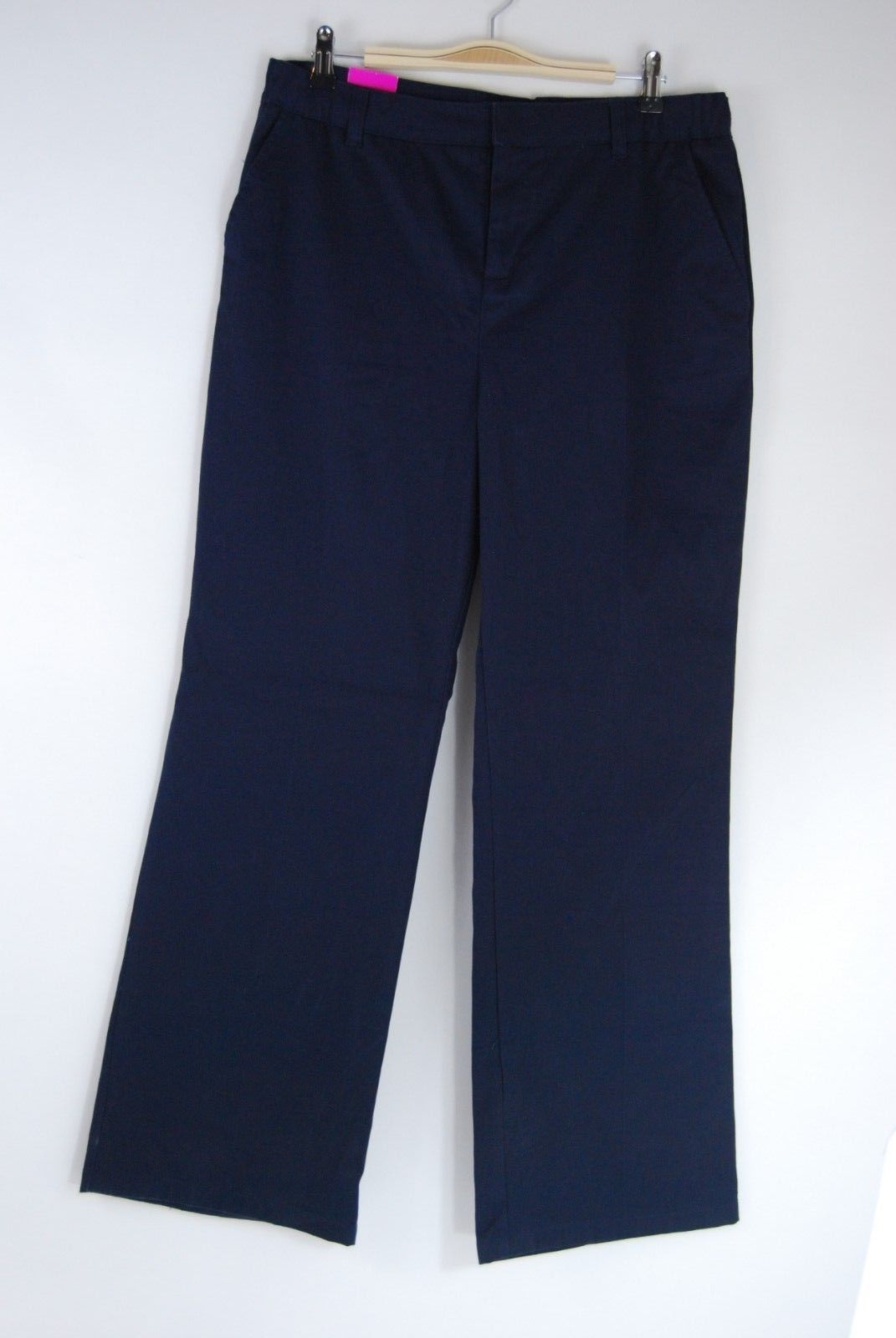 French Toast Navy Adjustable Uniform Pants - Size 18.5 Plus - NWT