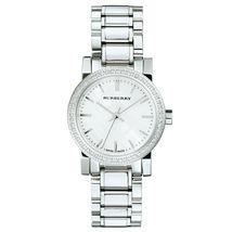 Burberry BU9220 The City Diamond Ladies Watch 26 mm - Warranty - $342.00