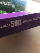 "Vintage 50s Whitman Guild Jigsaw Puzzle- #4615-4 ""Berchtesgaden, Germany""  image 8"