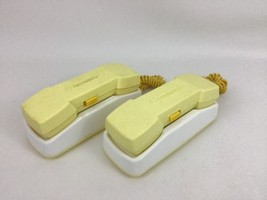 Phone Friends Telephone Walkie Talkies #814 Set of 2 Vintage Fisher Pric... - $29.65
