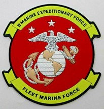 USMC 2nd Marine Expeditionary Force PVC Patch - $15.83