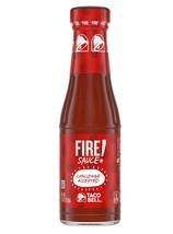 Taco Bell Fire Sauce, 7.5 oz Bottle - $3.00