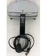 Vintage Black Angus Pizzelle Maker & Sandwich Grill Model 920 WORKS - $34.64