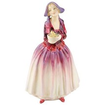 "Royal Doulton of England ""Dorcas"" Figurine Hand-Painted Gorgeous Condition! - $217.79"