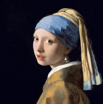 Girl With A Pearl Earring - Jan Vermeer Paint By Numbers - $28.59
