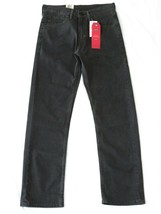 Levis 505 Regular Noise Addict 005051537 Jeans Gray Cotton/Poly Stretch ... - $33.24