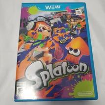 Splatoon Wii U Tested Works - $9.49