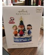 2010 Hallmark Keepsake Ornament Merry Christmas, Charlie Brown! - $37.65