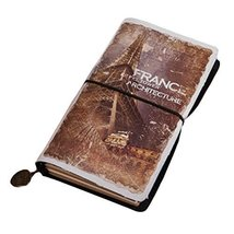 Student Diary Gift Travel Review Easy to Carry Travel Journal - $23.40