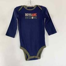 Carters Boys Body Suit Size 6-9M - $5.90