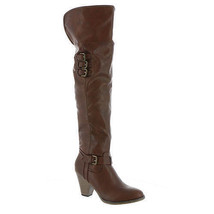MIA FARLEY OVER THE KNEE BOOTS sz 7 new - $48.30