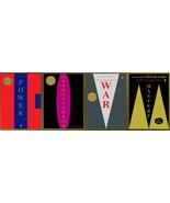 ROBERT GREENE LARGE TRADE Paperback Set of 4 POWER - SEDUCTION - WAR - MASTERY - $73.99