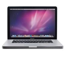 Apple MacBook Pro Core 2 Duo T9600 2.8GHz 4GB 320GB DVDRW 15.4GeForce 96... - $367.35
