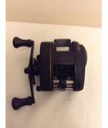 Zebco Pro Staff 110 Magnetic Spool Brake Thumb Bar Korea Bait Casting Re... - $14.95