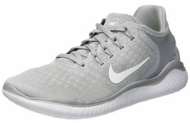 NIKE Free Rn 2018 Women's Running/Training Shoes Wolf Grey/White 942837 ... - $89.07