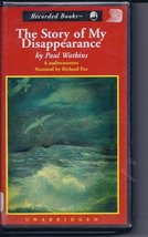 The Story of My Disappearance: A Novel [Audio Cassette] [Jan 01, 1998] P... - $12.99