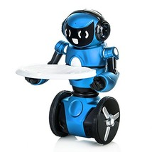 Wltoys Intelligent Two Wheels Balance RC Robot Toy with Dance Music (Blue) - $52.25