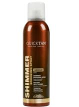 Body Drench Quick Tan Shimmer Tropical Bronzing Spray, 6 oz