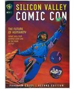 SVCC Silicon Valley Comicon Program 2017 Steve Wozniak - $5.50